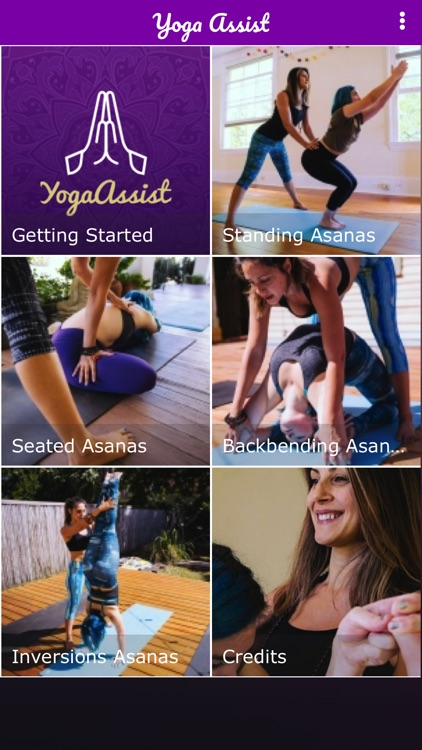 Yoga Assist and Adjustments