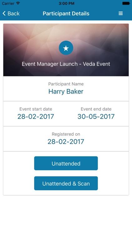 RTS Event Manger screenshot-4