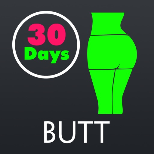 30 Day Firm Butt Fitness Challenges application logo