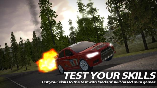 Rush Rally 2 Screenshot