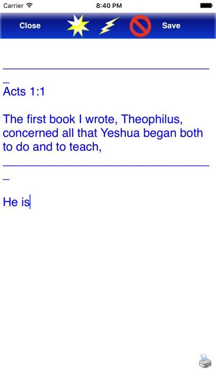 World English Hebrew Names Bible Study