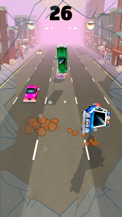 High Street Car Racing screenshot-3