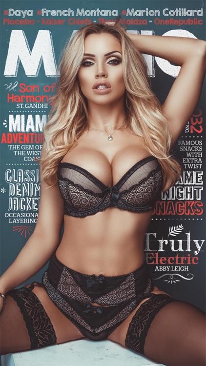 Absolutely Manic Magazine