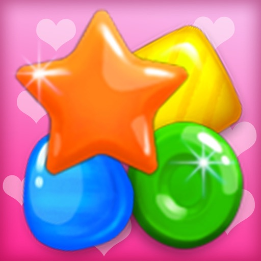 Cute Candy Classic Game:Free Adventure Clear iOS App