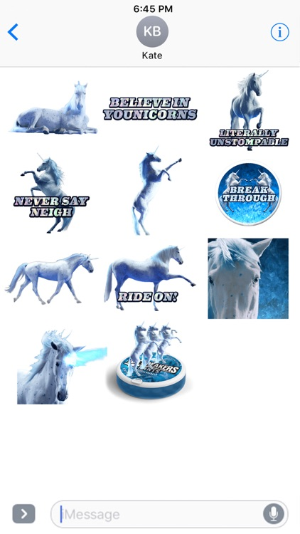 Believe in YOUnicorns Pack
