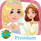 Dressing & make up principesse giochi - Premium icon