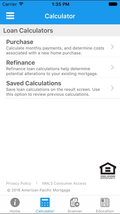 Atlantic Mortgage App screenshot-1