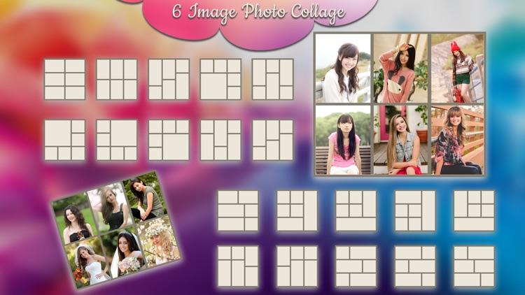 Photo Collage Maker : Pip Collage screenshot-3