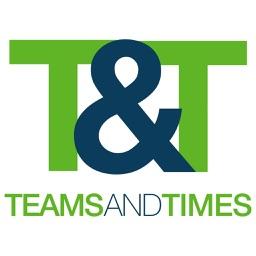 Teams & Times