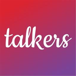 Talkers - Enjoy conversations again