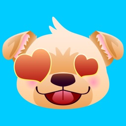 Labramojis - Labrador Retriever Emoji & Stickers!