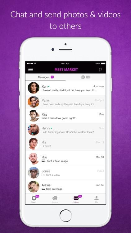 Meet Market - Gay Dating App screenshot-4