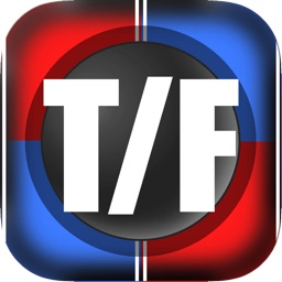 True or False Speed Quiz Free - test your trivia knowledge and reactions against family and friends