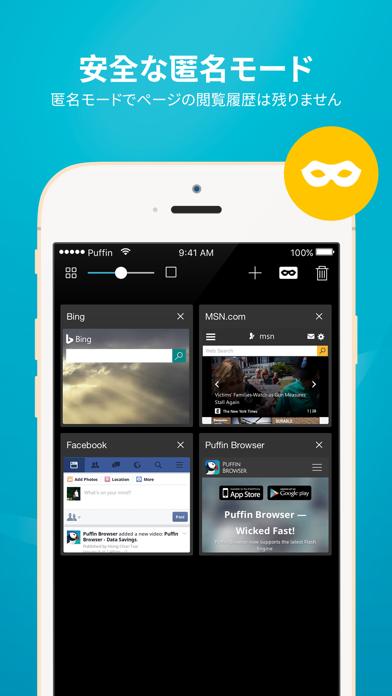 Puffin Cloud Browser ScreenShot1