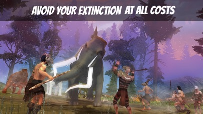 Mammoth Age Survival Simulator 3D screenshot four