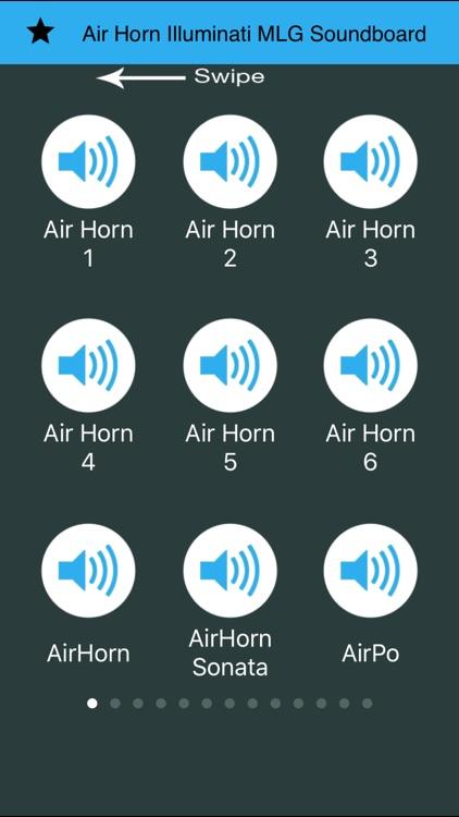 Air Horn Illuminati MLG Soundboard - Dank Meme