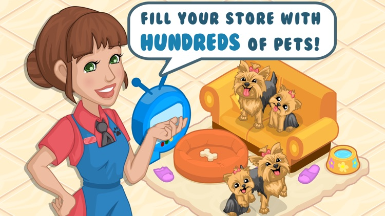 Pet Shop Story™ screenshot-1