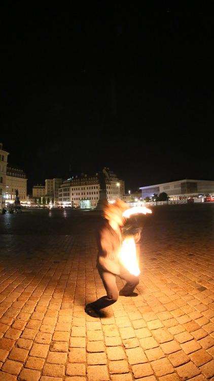VR Fire Art Street Artists Virtual Reality 360 screenshot-4