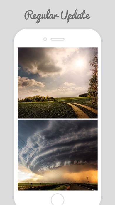 Clouds, Storm, Lightning Lock Screen Wallpapersのおすすめ画像2