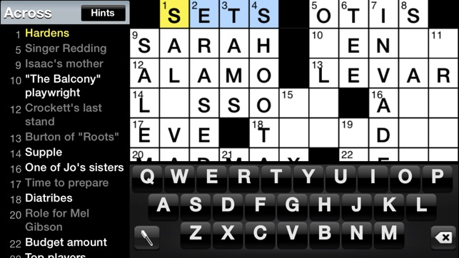 Crossword Light On The App Store