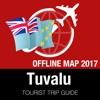 图瓦卢 旅游指南+离线地图