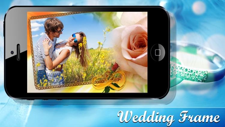 Insta Wedding Frames - Create digital frames