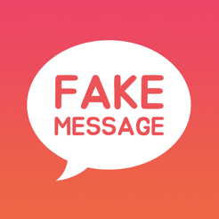 ‎Fake Message - Make a fake lock screen