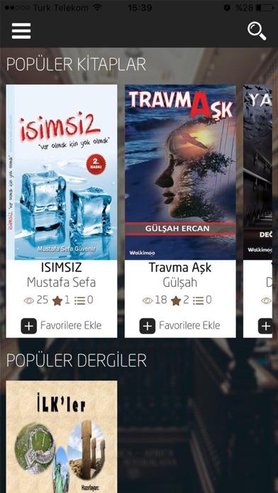 Walkimoo screenshot three