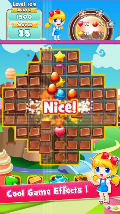 Candy Blast Harvest - Match 3 Games screenshot-4