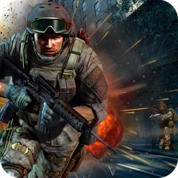 Warlord Warrior: Counter Terrorist Shooting Game