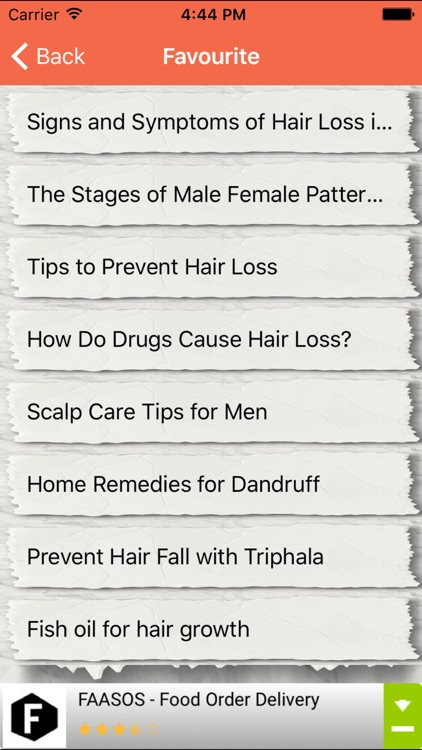 Home Remedies for  Hair Problems screenshot-3