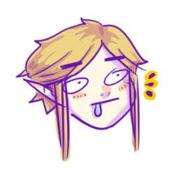 Lonk stickers by suyamilk