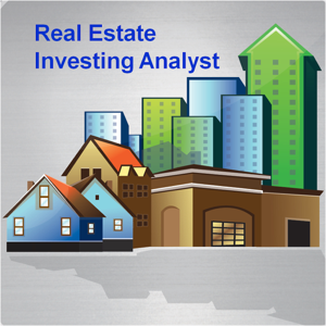Real Estate Investing Analyst app