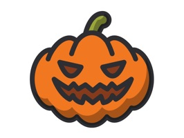iHalloween stickers - Scary Halloween Sticker Pack