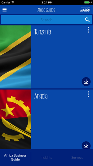 KPMG Africa Business Guide on the App Store