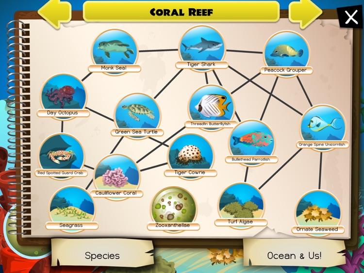 iBiome-Ocean screenshot-3
