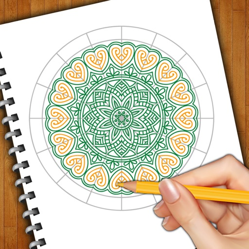 Learn How To Draw Mandalas