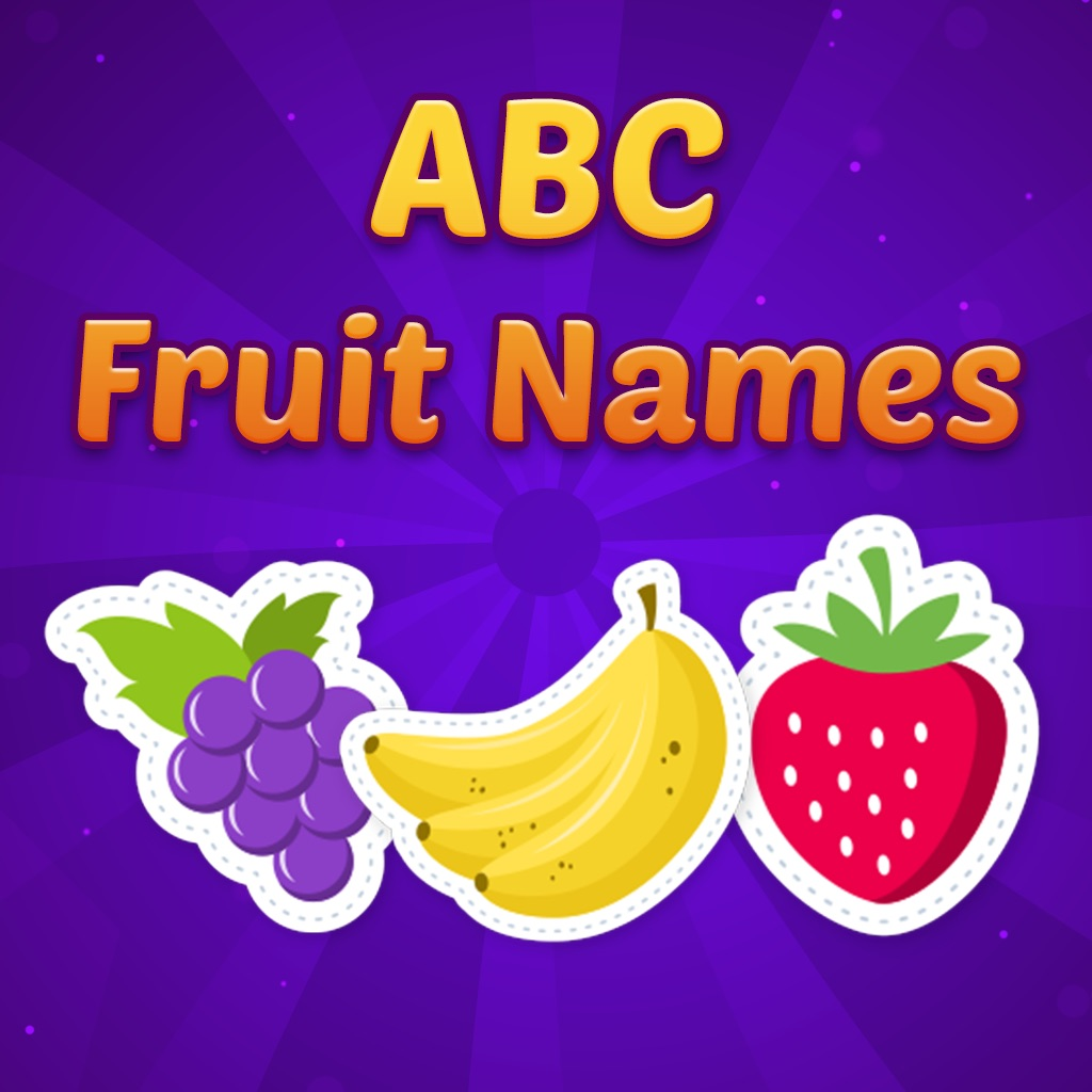 ABC Fruit Names Learning hack