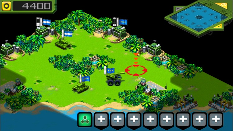 Tropical Stormfront (RTS) screenshot-3