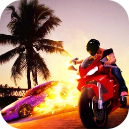 Crazy Racing Moto Beat