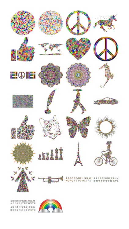 ColorfulNow Sticker Pack!