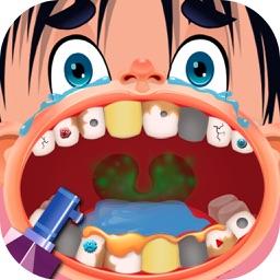 Crazy Kids Dentist - Baby Doctor Kids Game