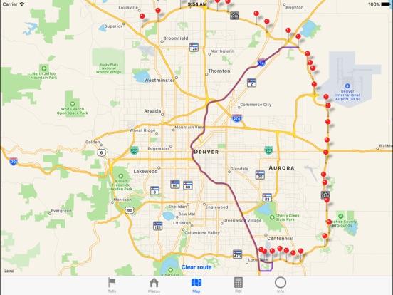 Denver E-470 Toll Road 2017   App Price Drops