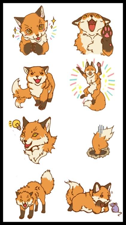 Best Foxy Stickers screenshot-3