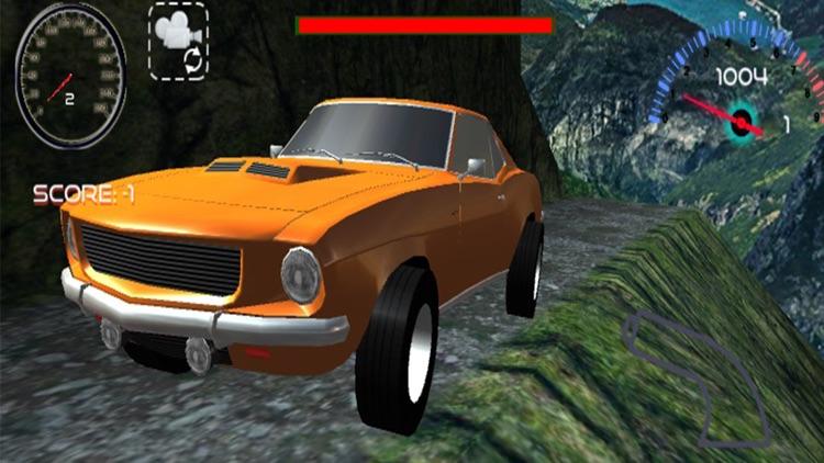 Hill Car Racing Simulator 3D: Mustang Offroad