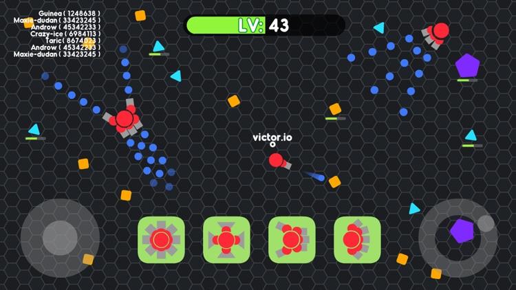 Tank.IO War - Online multiplayer games
