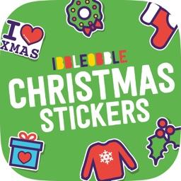 Ibbleobble Christmas Stickers for iMessage