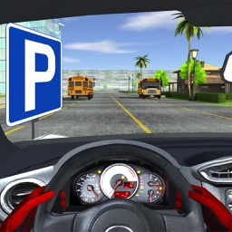 In Car VR Parking 2017 - Miami Edition