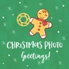 A Christmas Photo Greeting for iMessage Stickers Reviews