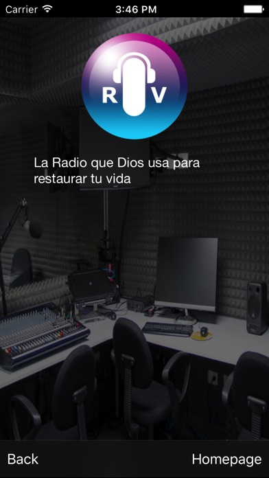 Image of Radios Restaurando Vidas RV for iPhone